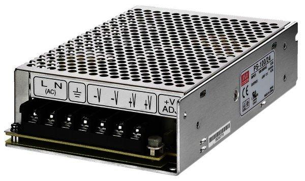 PS-100/24 - 24 Volt Einbau Netzgerät - Ausgangsstrom 4,5A