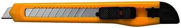 Mehrzweckmesser mit Abbrechklingen 130x10 Plastikausführung 9 mm Klinge Ersatzklingen: - #77107 WZ