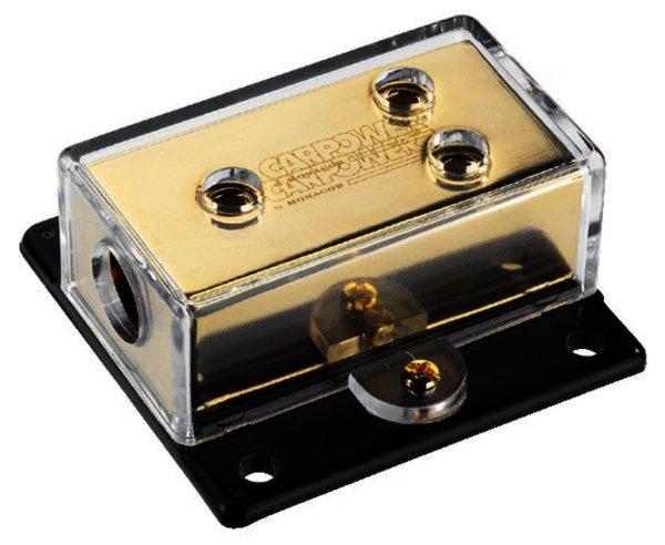 CPD-3G - 2-fach-Kabelverteiler, 1 x Ø 12mm, 2 x Ø 8mm