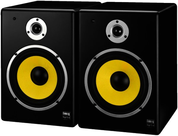 SOUND-80/SW Aktiv-Boxen-Set