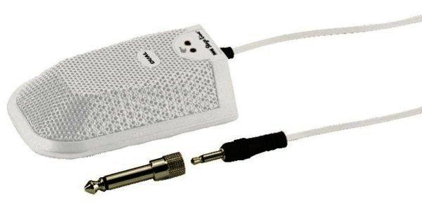 ECM-304BD/WS - Grenzflächen-Mikrofon 3,5mm Klinke