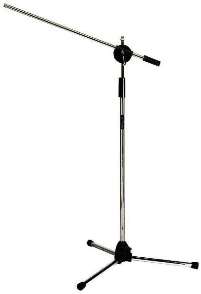 Mikrofon-Bodenstativ schwenkbarer Ausleger 72cm