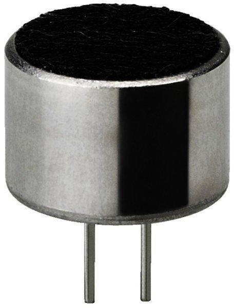 MCE-400 Qualitäts Elektret Mikrofonkapsel RM 2,5