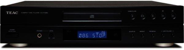 TEAC CD-P1260 CD Player - schwarz