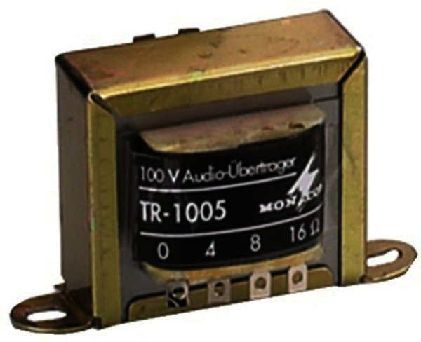 TR-1005 100V Leistungs-Audio-Transformator 10 Watt RMS