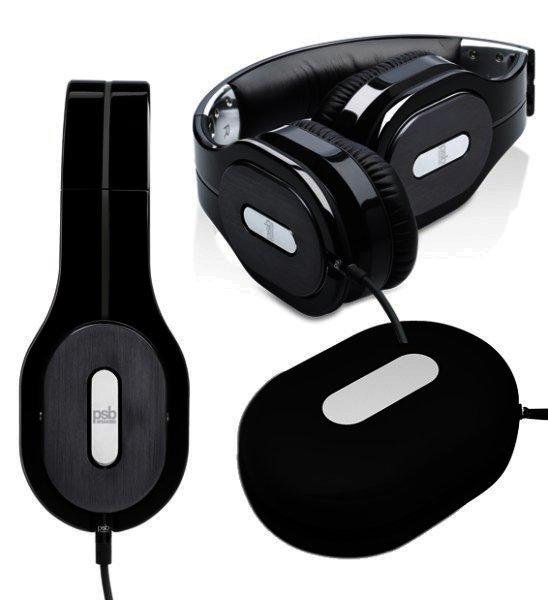 PSB Kopfhörer M4U 2 - High End Kopfhörer - schwarz