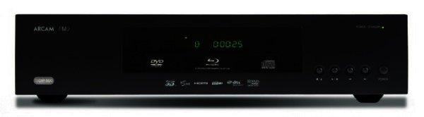 Arcam BDP300 - Blu Ray Player mit 3D - schwarz