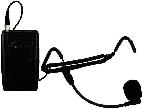 TXS-820SX - Kopfbügelmikrofon-Sender