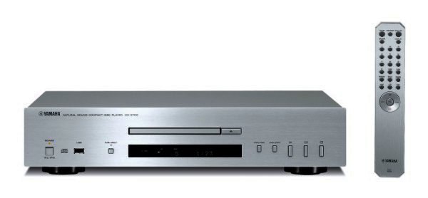 Yamaha CD-S700 CD-Player silber