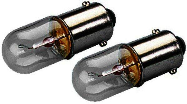 SB-123 - Lampe 12V/3W, Bajonett-Sockel für z.B. GNL-...
