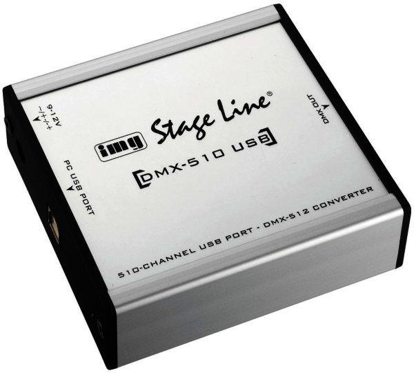 Monacor IMG Stage Line DMX-510USB USB DMX Controller