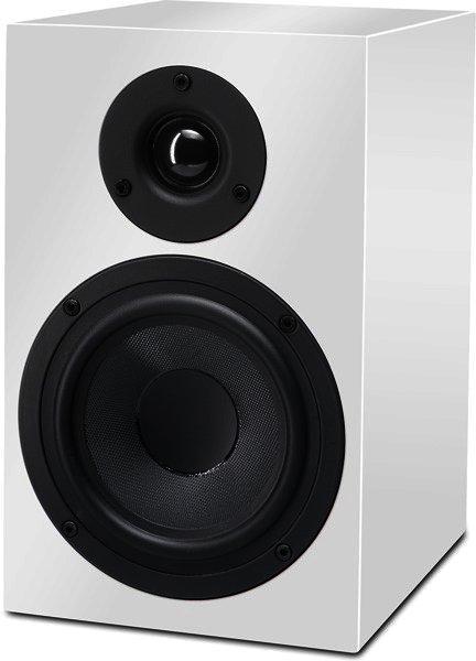Pro-Ject Speaker Box 5 - Kompakter Lautsprecher - weiß