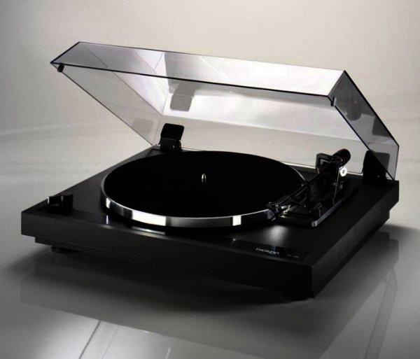 Thorens TD 190-2 Vollautomatischer Plattenspieler - schwarz
