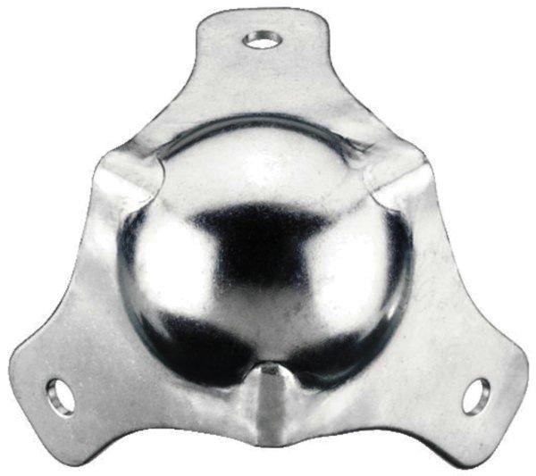MZF-8509 Lautsprecher Metallecke 3-schenkel 1,5mm-Stahl