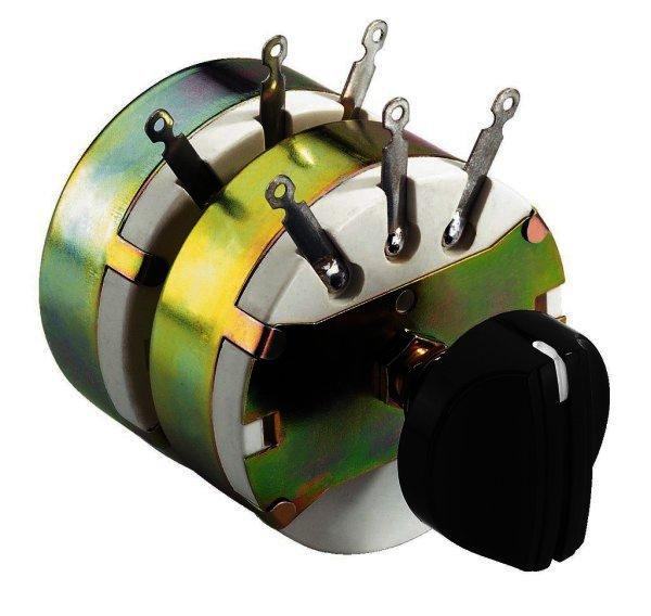 AT-62ST - Lautstärkeregler Stereo L-Regler 2x100 Watt