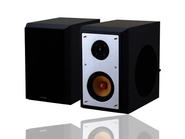 Block S-100 Lautsprecher in schwarz oder weiß
