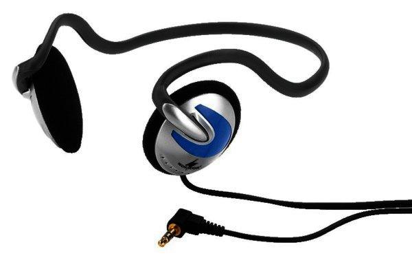 MD-260 Stereo-Kopfhörer Ohr- und Nacken-Bügel, 3,5mm