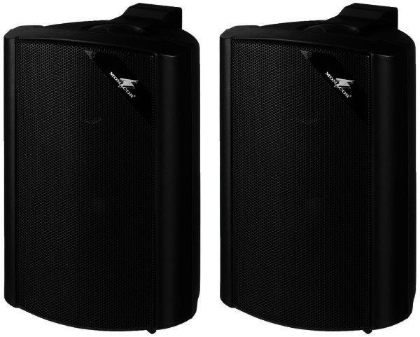 MKS-34/SW Lautsprecher Boxen auch in Ecken montierbar