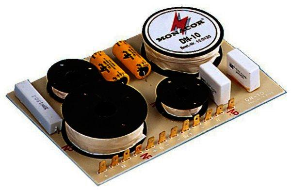 DN-10 - 3-Wege-Weiche für 8 Ohm