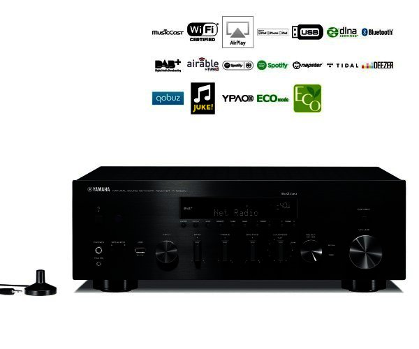 yamaha r n803d netzwerk receiver kaufen sparen musikus hifi shop. Black Bedroom Furniture Sets. Home Design Ideas