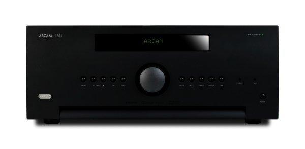 Arcam AVR390 AV Receiver Vorderansicht