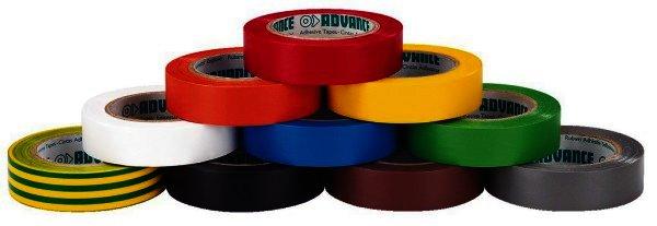 Elektro Isolierbandsatz aus Weich-PVC Isoband Set