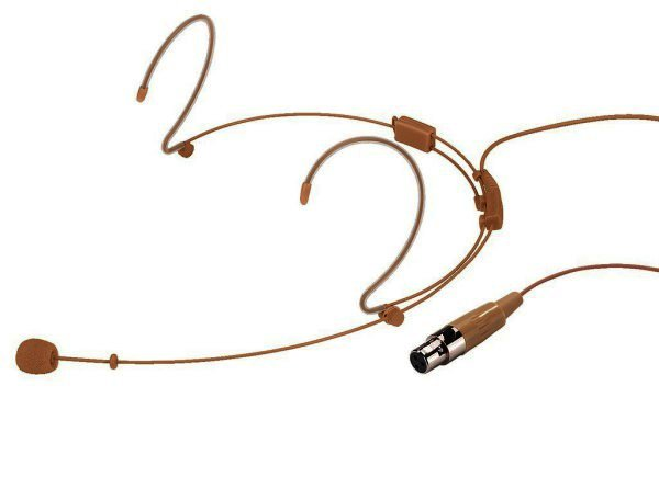 HSE-140/SK Ultraleicht Kopfbügelmikrofon 3-Pol Mini-XLR - ideal für Kinder