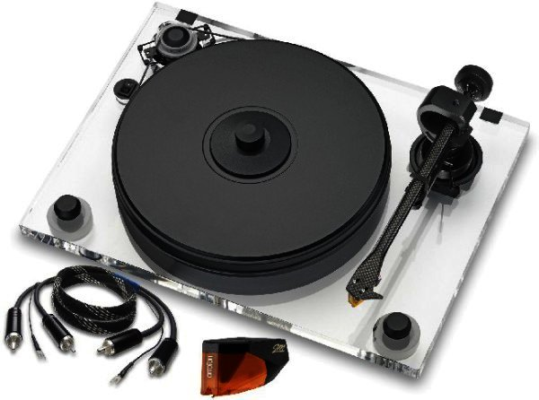 Pro-Ject Xperience Acryl Super Pack Plattenspieler