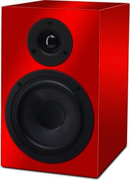 Pro-Ject Speaker Box 5 - Kompakter Lautsprecher - rot