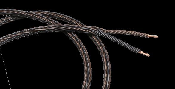 Kimber Kable - Meterware - 8PR Lautsprecherkabel 2x 5,2mm²