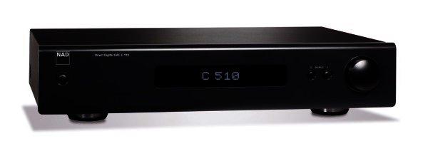 NAD C510 Digitaler Vorverstärker - D/A Wandler - DAC