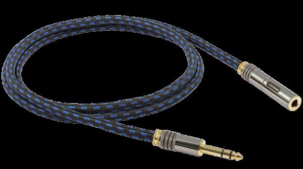 Goldkabel Kopfhörerverlängerung Highline Serie Externsion MKII