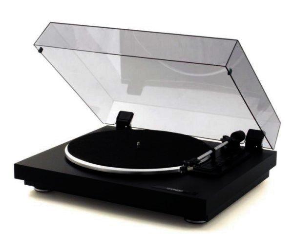 Thorens TD 158 - Vollautomatischer Plattenspieler - schwarz