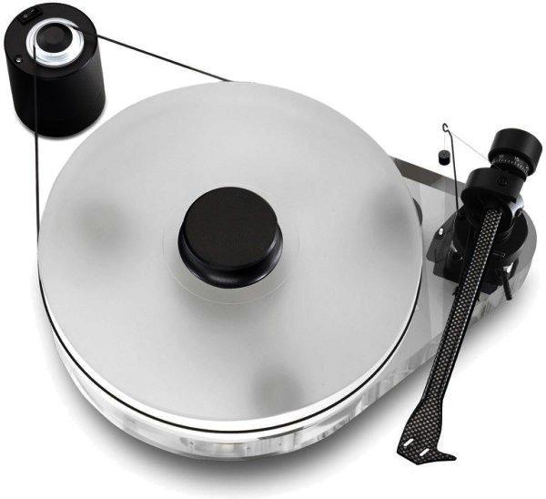 Pro-Ject RPM 9.1 Acryl Plattenspieler - ohne Tonabnehmer