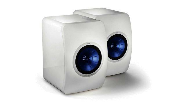 KEF LS50 Lautsprecher - Hören Sie Musik wie Sie aufgenommen wurde