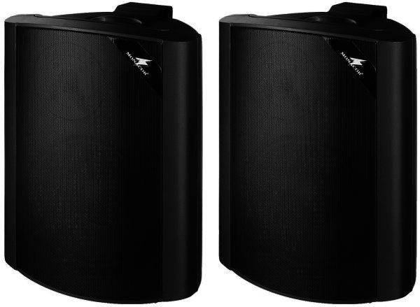 MKS-88/SW 2-Wege Lautsprecherboxen, Paar, 125 Watt