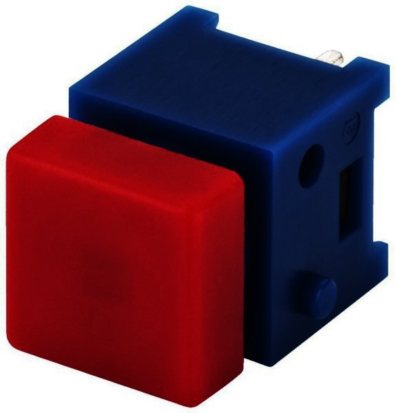 MS-660/RT Mini-Anreih-Print-Drucktaster Rastermaß 5mm