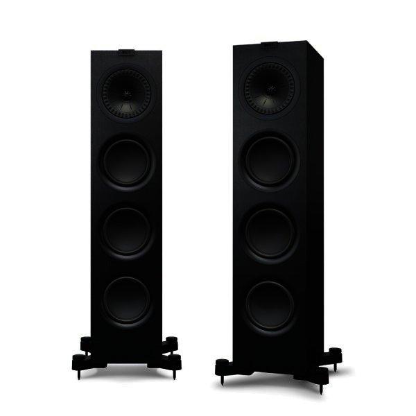 KEF Q750 Lautsprecher Box Standlautsprecher