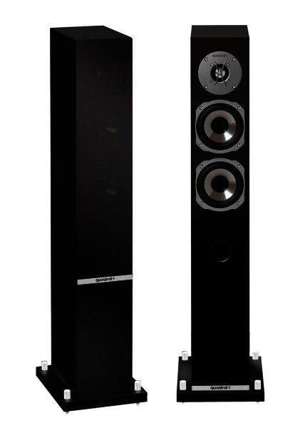 Quadral Rhodium 400 Lautsprecher - Standlautsprecher - Stück