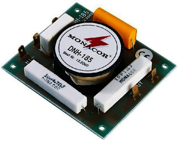 DNH-185 - Mono-Hochpass für 8 Ohm für HiFi und PA 250W