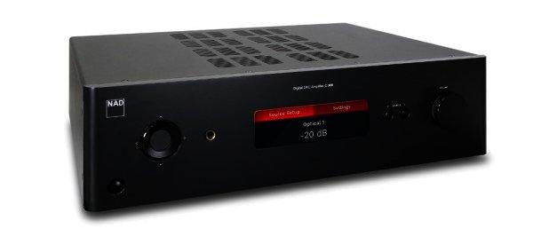 NAD C388 Verstärker - Hybrid Digital DAC Vollverstärker