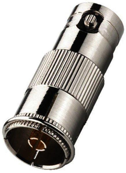 BNC-2025 - Adapter BNC-Buchse auf Antennenbuchse