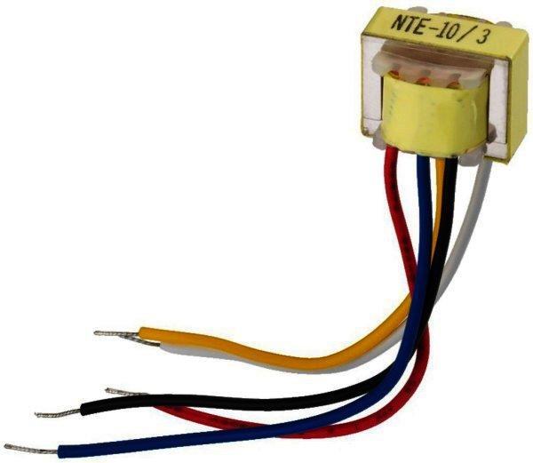 NTE-10/3 NEUTRIKAudio-Übertrager 1:3/1:10 für Mikrofon