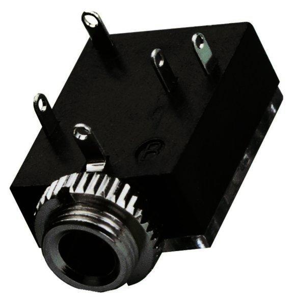 PG-203JN - 3,5mm Stereo-Klinken-Einbaubuchse