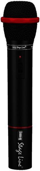 TXS-821HT - Handmikrofon mit eingebautem Sender