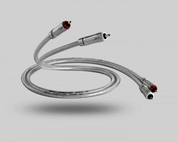 QED Signature Audio 40 Cinch Kabel