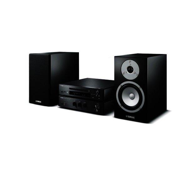 Yamaha MCR-N670D - PianoCraft Musik Anlage