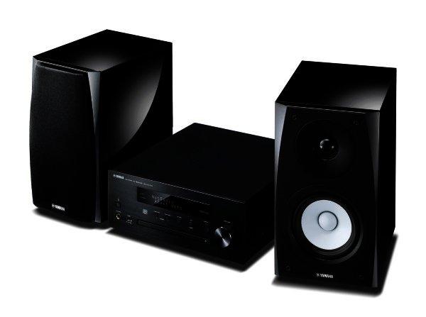 Yamaha MCR-N570D - PianoCraft Musik Anlage