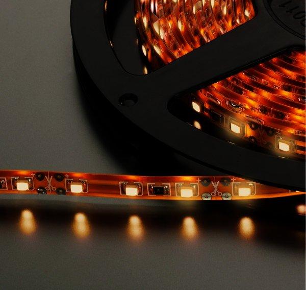 LEDS-5MP/WWS Flexible LED-Streifen warmweiß, 12V - 5m