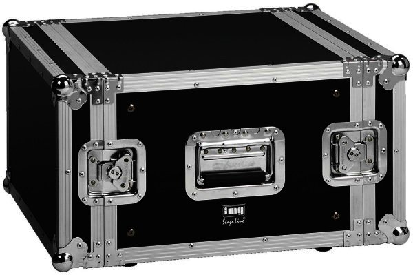MR-406 - Flightcase Innenmaß 485x270x530mm, 6 HE